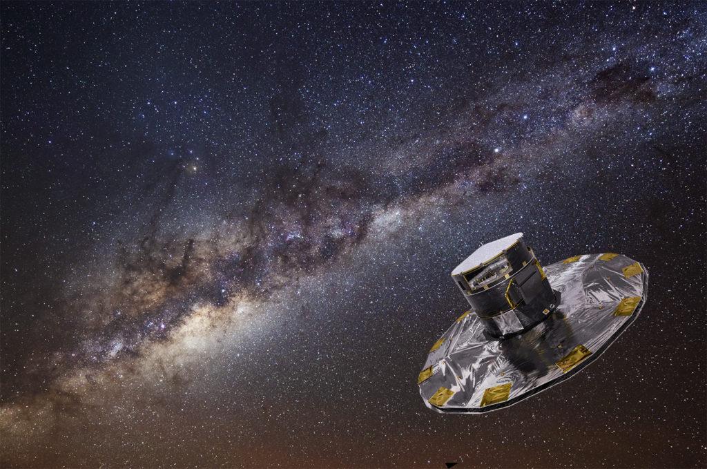Nix: un cúmulo estelar de otra galaxia en la Vía Láctea