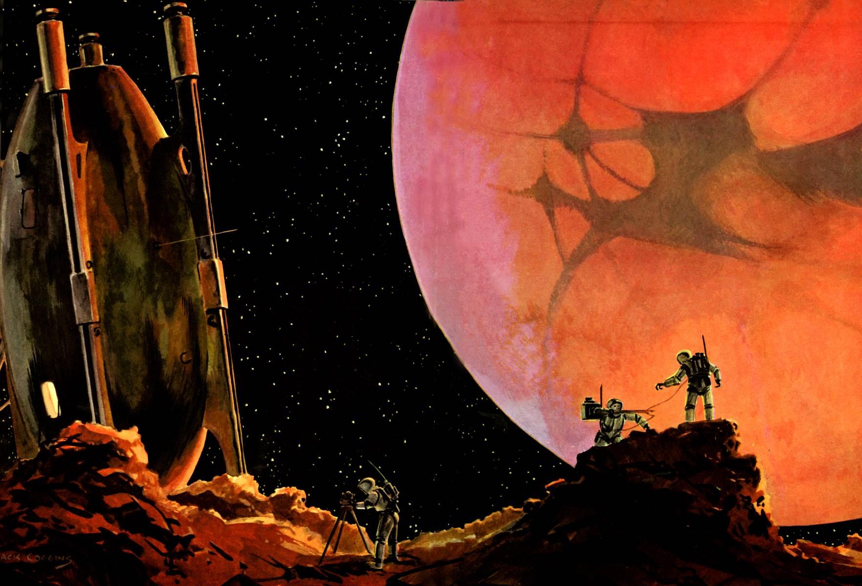 Mirando al futuro: una civilización marciana (y II)
