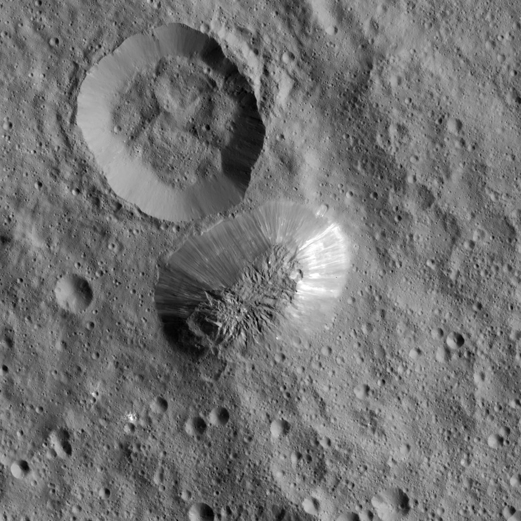 Ceres podría ser un mundo oceánico