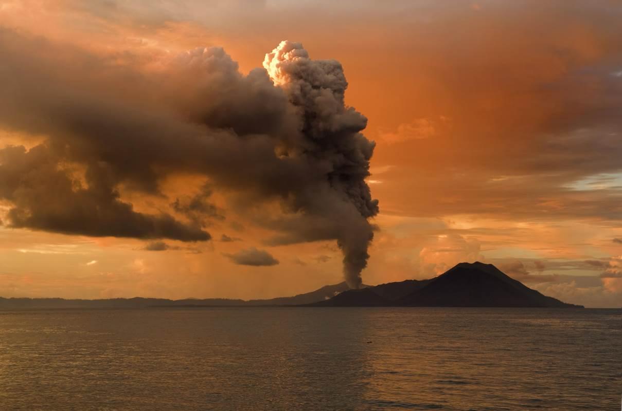 La zona habitable volcánica