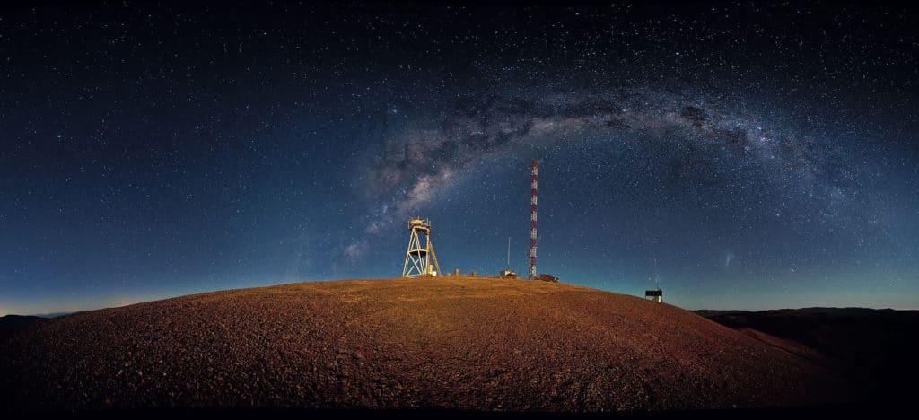 El cambio climático tendrá un impacto negativo en telescopios como el Extremadamente Grande.