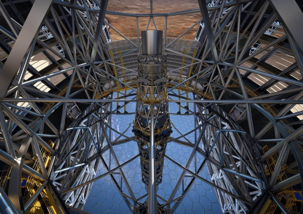 El impacto del cambio climático en la astronomía