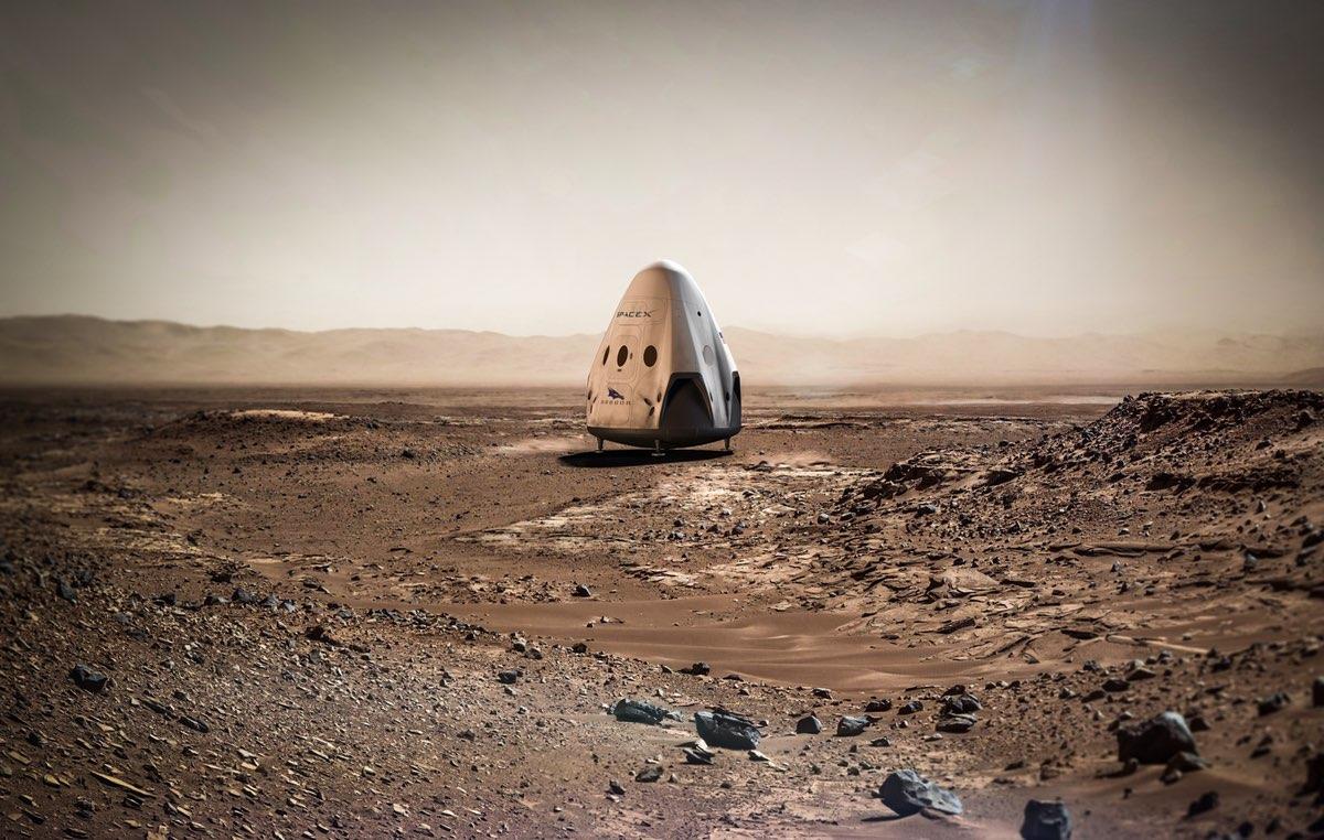 No podemos terraformar Marte con la tecnología actual…