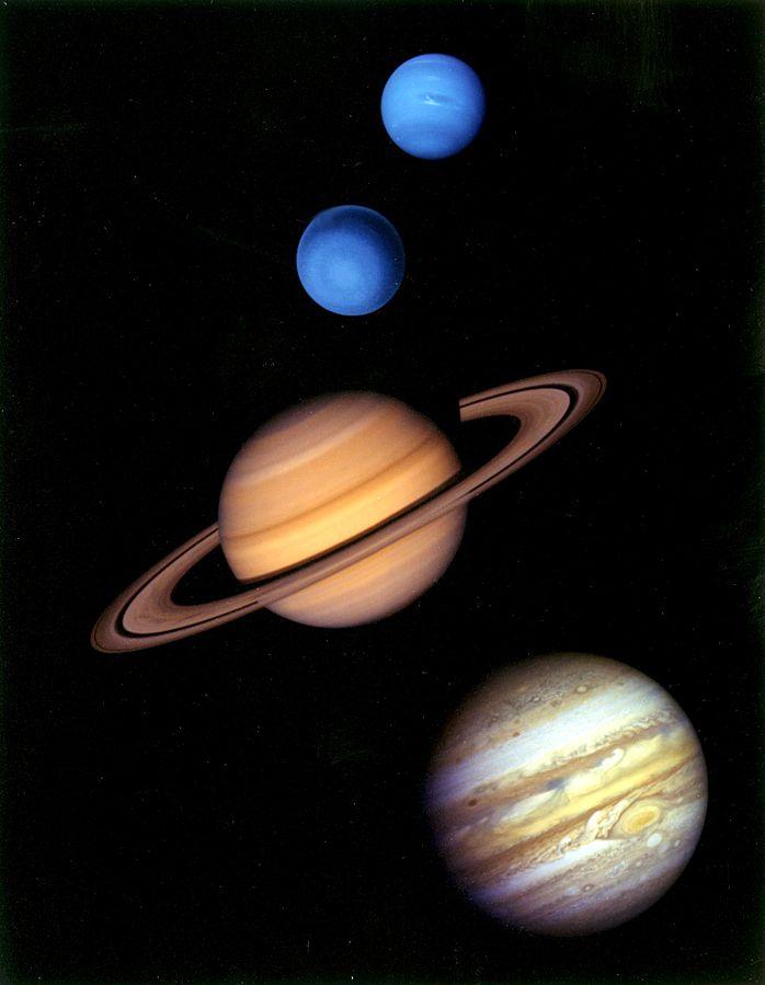Episodio 01 de Joyas del Sistema Solar: atmósferas exóticas