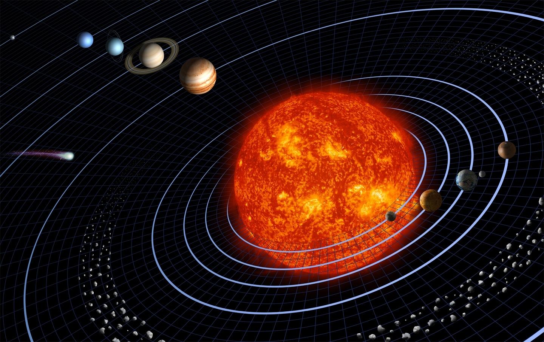 El Sistema Solar, nuestro rincón en la Vía Láctea (I)
