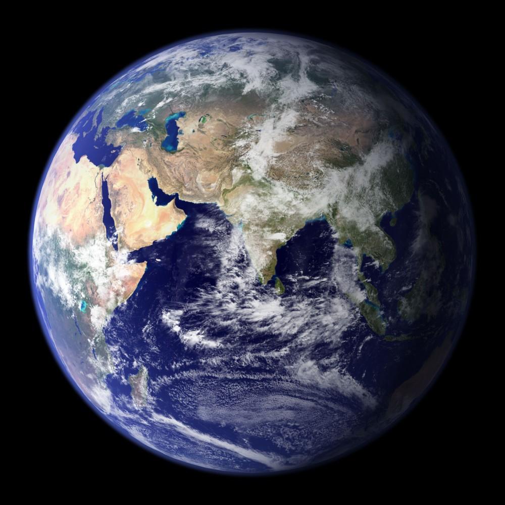 La Tierra, el hogar de la Humanidad (I)