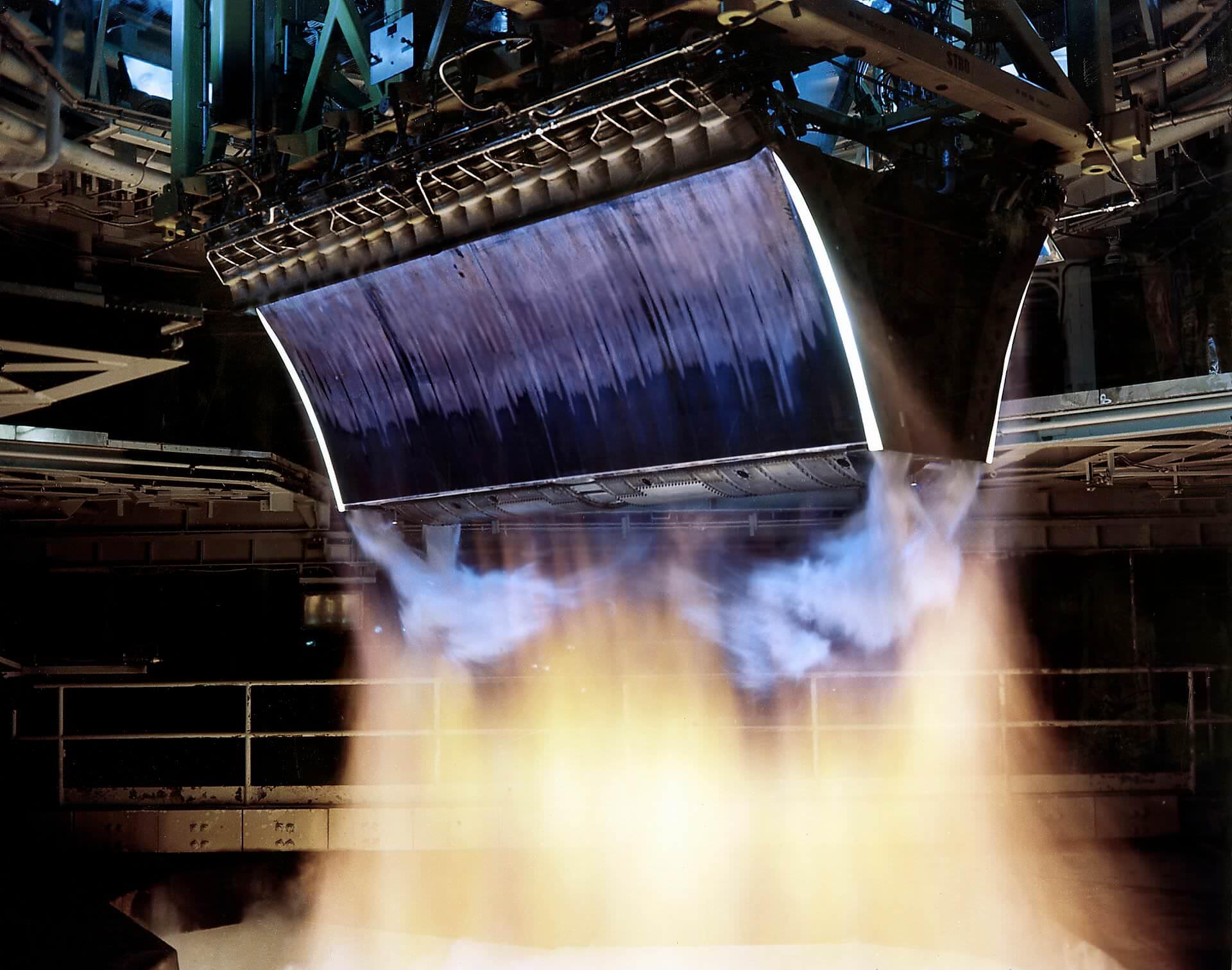 El motor aerospike puede ser rescatado para su uso