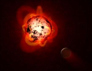 Las superllamaradas de Próxima Centauri pueden ser letales