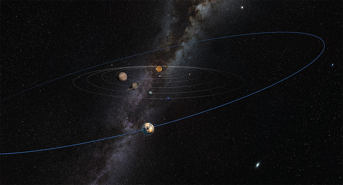 ¿Podrían los extraterrestres observar la Tierra?