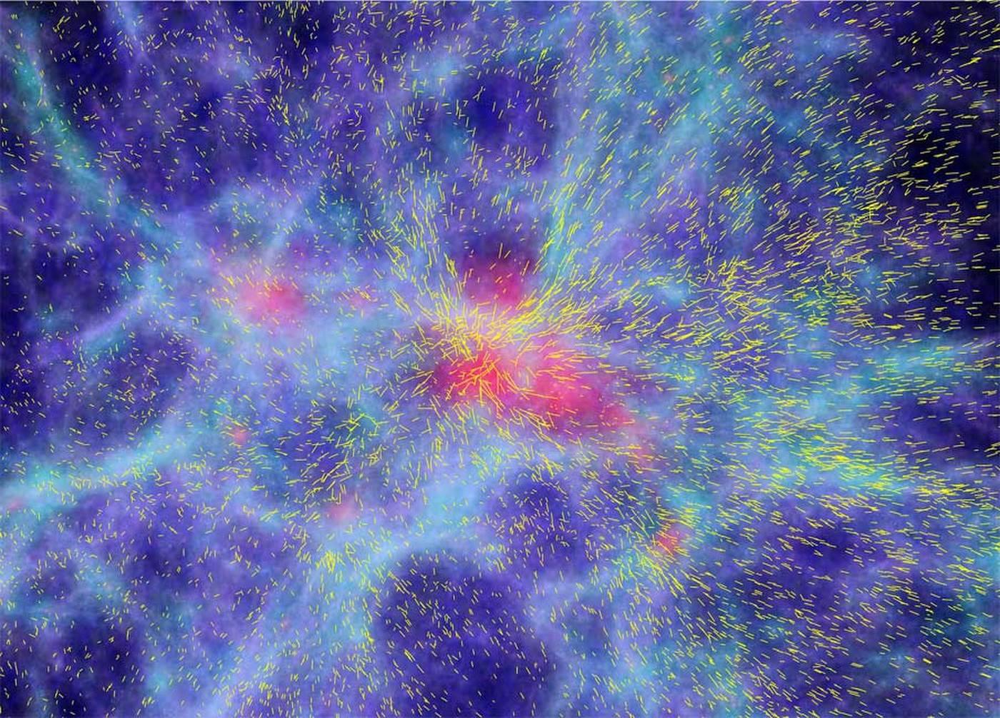 Cosmología: el origen y evolución del universo