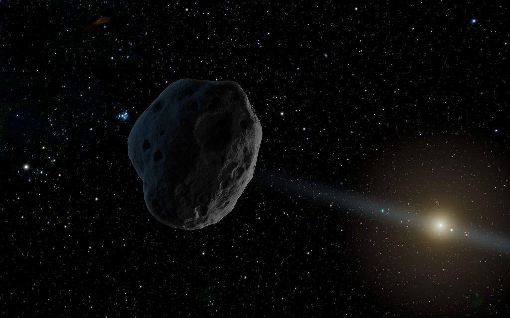 NEOCam: En busca de asteroides peligrosos pequeños