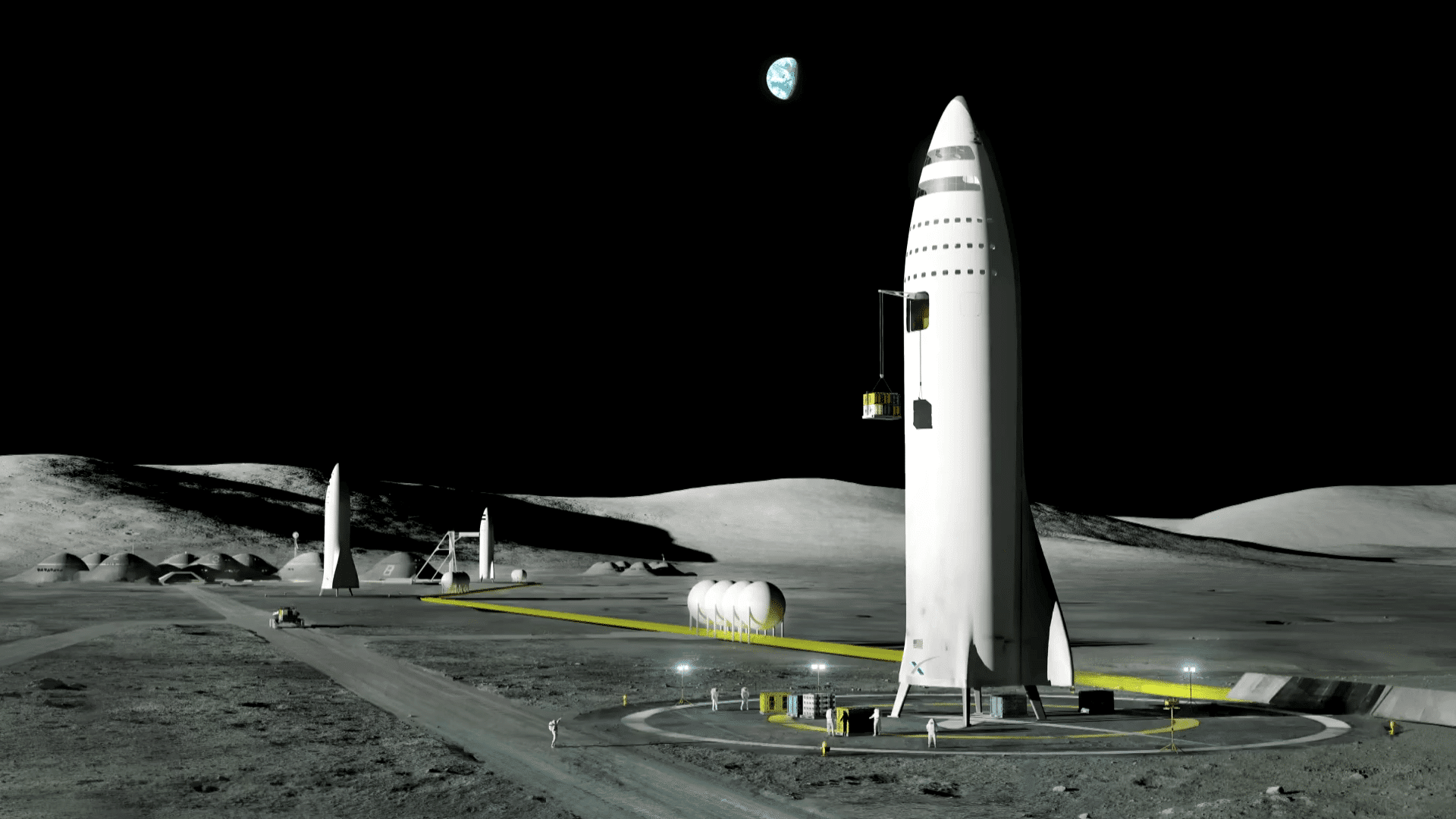 SpaceX usará un nuevo sistema para Super Heavy