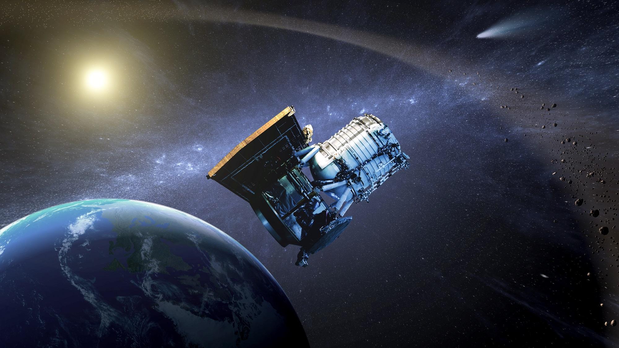 Menos asteroides destructivos por descubrir de lo creído