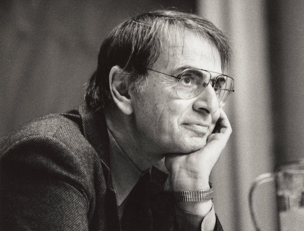 Astrobitácora 1x14: La figura de Carl Sagan