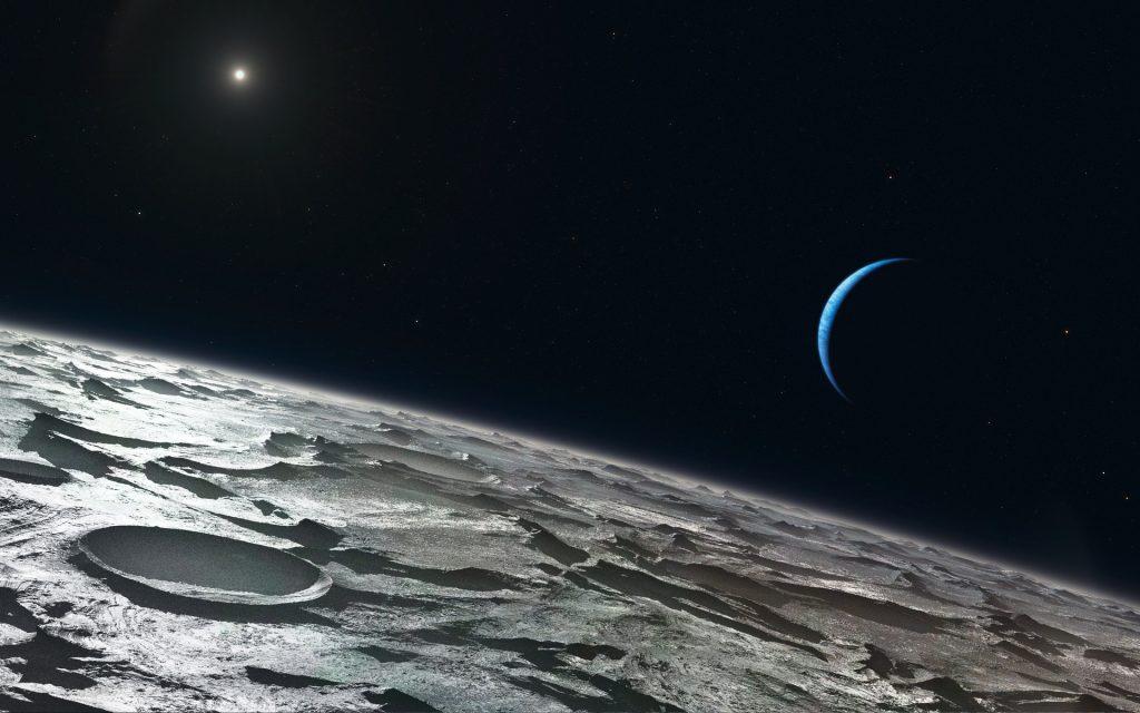 Trident: una posible misión de la NASA a Tritón