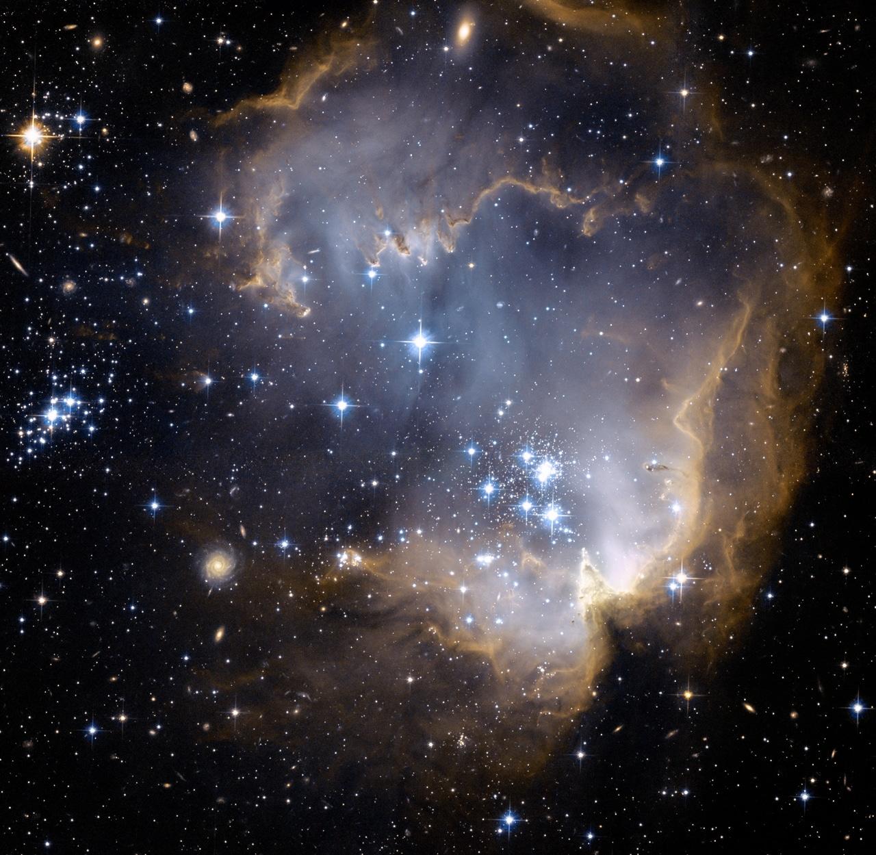 El polvo espacial podría transportar vida entre mundos