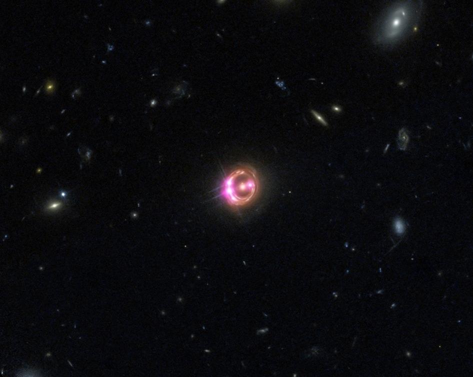 Descubren los primeros exoplanetas extragalácticos
