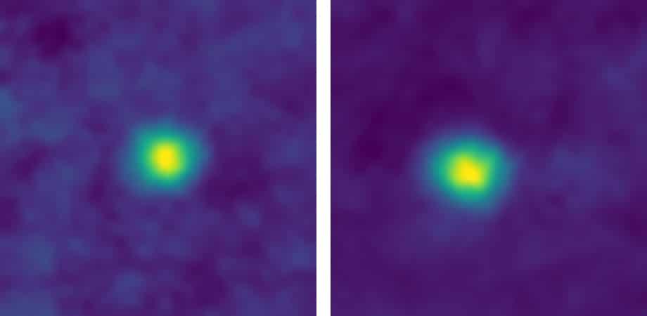 New Horizons hace la foto más alejada de la Tierra