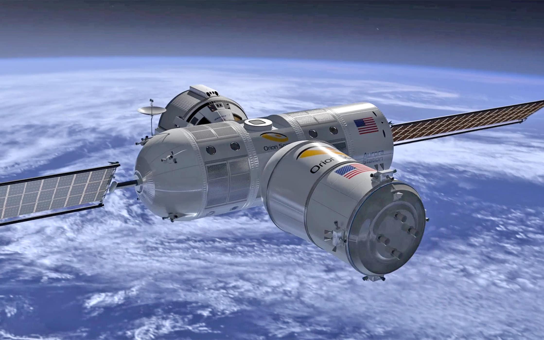 Las preguntas del turismo espacial en el futuro
