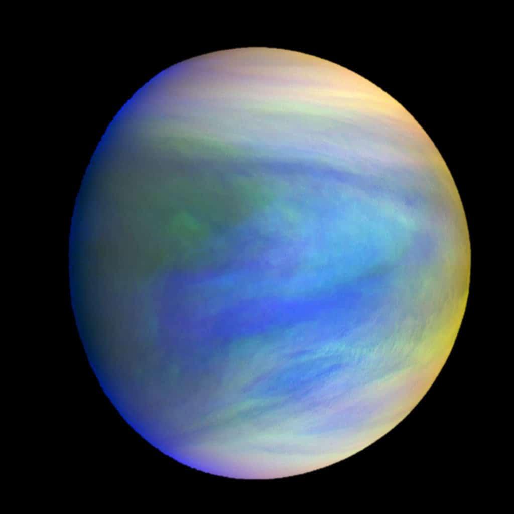Vida en Venus: la tentadora posibilidad de sus nubes ...