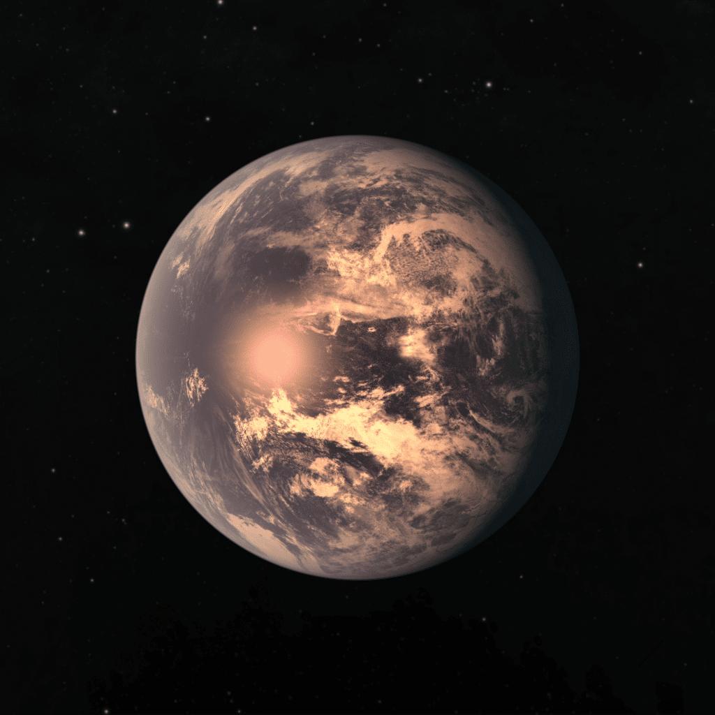 TRAPPIST-1e tiene un gran núcleo de hierro