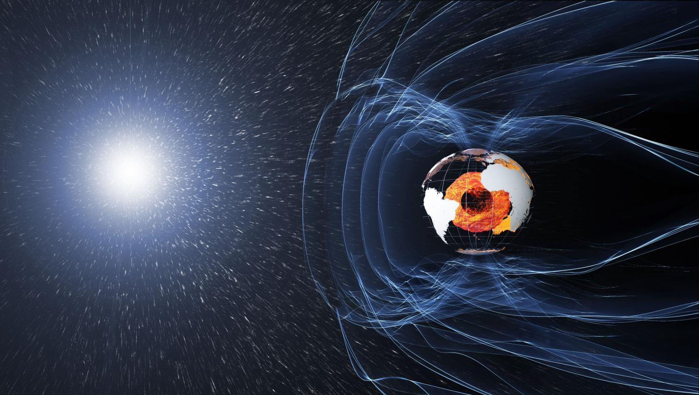 Así fue la inversión del campo magnético de la Tierra hace 42 000 años
