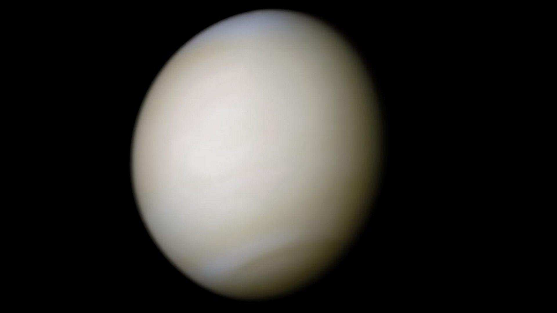 La NASA pudo detectar indicios de vida en Venus en 1978