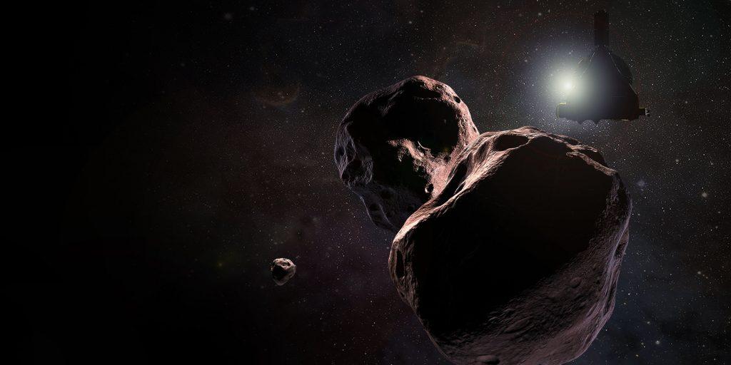 Arrokoth explica cómo se formaron los planetas