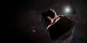Ultima Thule, el siguiente objetivo de la sonda New Horizons