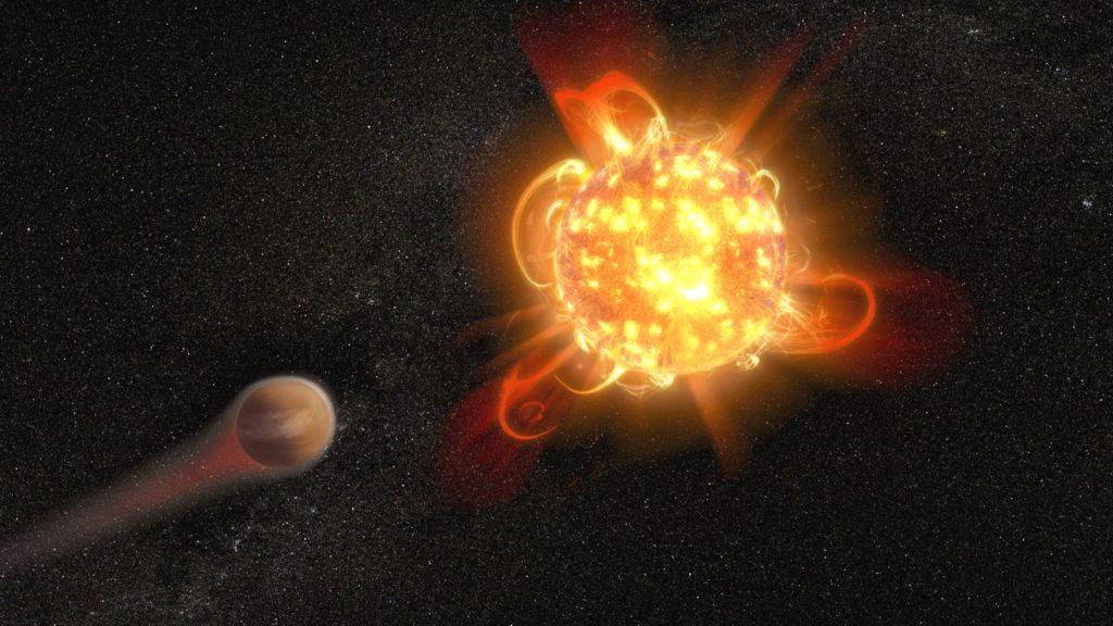 Astrobitácora 1x06: Enanas rojas y búsqueda de vida