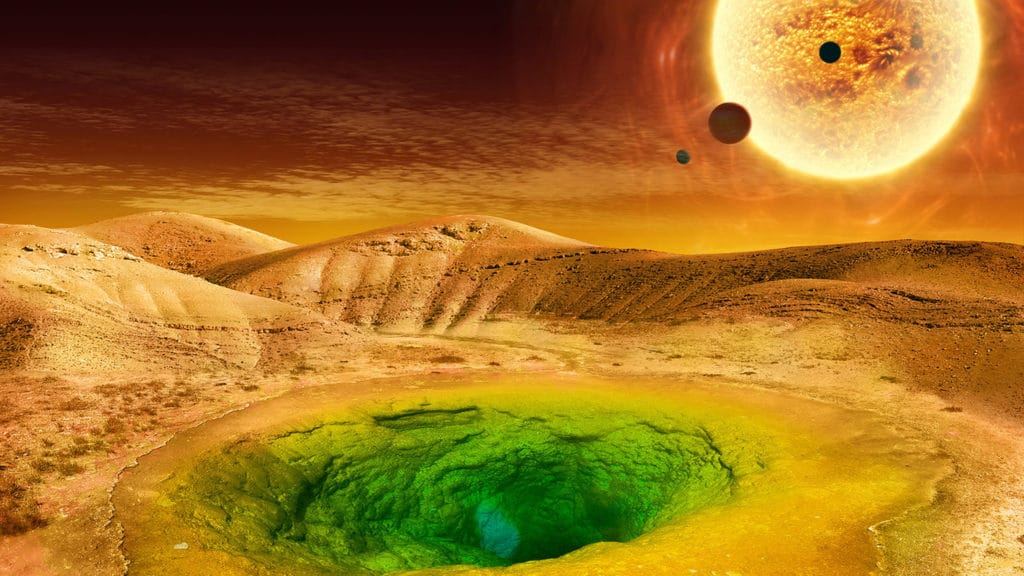 La vida inteligente podría ser rara en la Vía Láctea