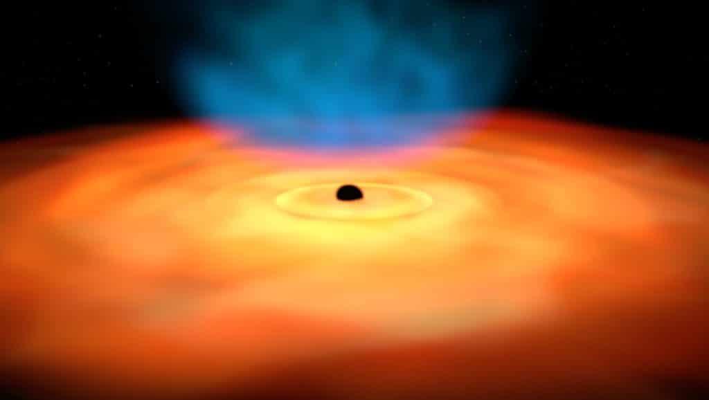 La energía oscura podría cambiar con el paso del tiempo