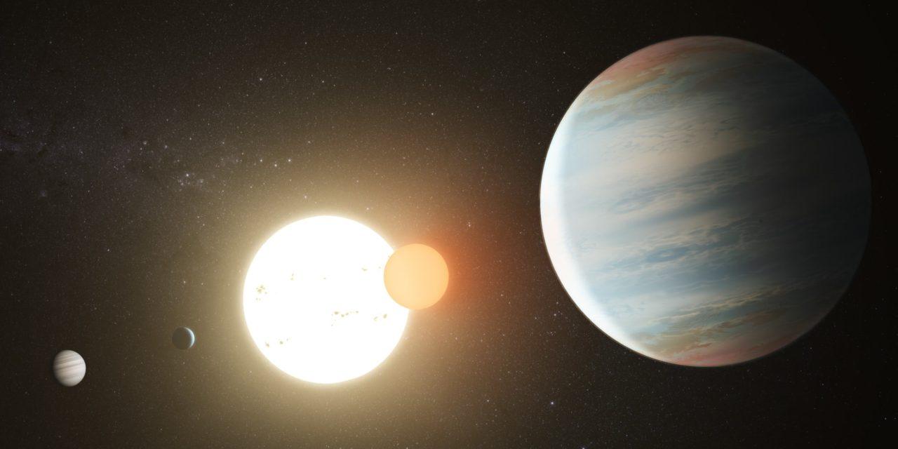 Kepler-47d: El tercer exoplaneta en torno a dos soles