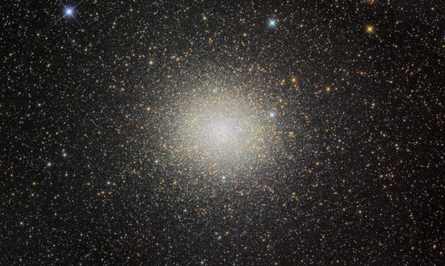 Miden la edad del universo con cúmulos globulares
