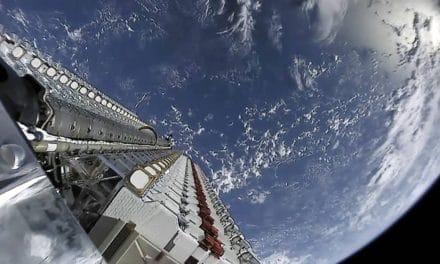 El revuelo de los satélites Starlink