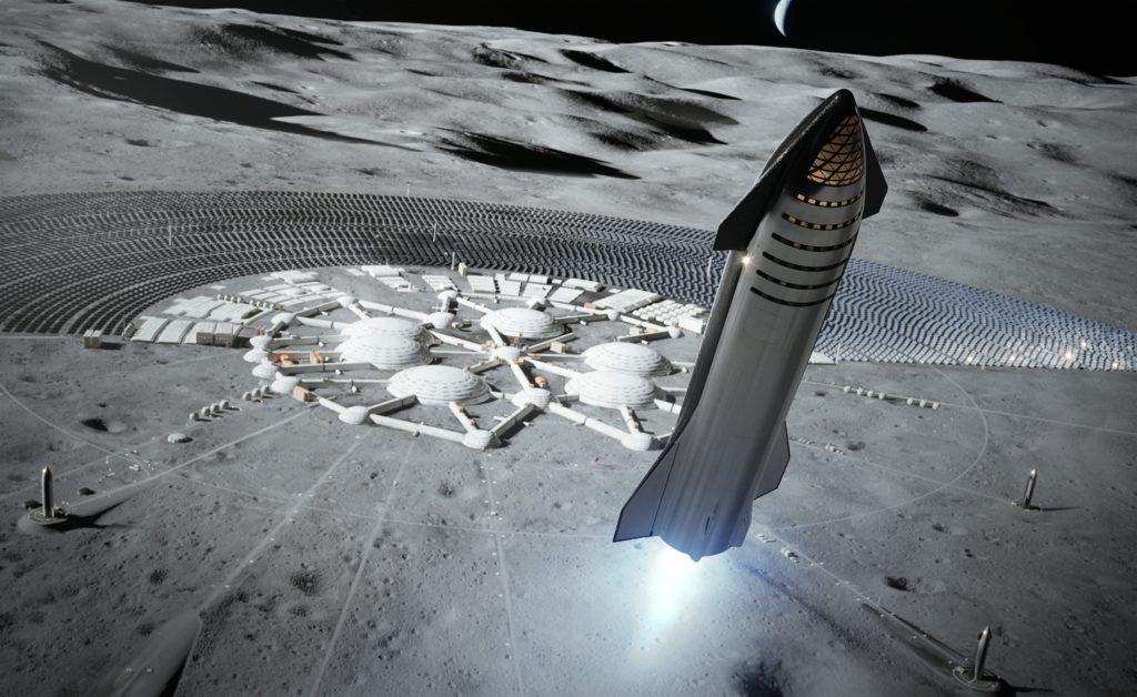 Elon Musk presenta el prototipo orbital Starship MK1