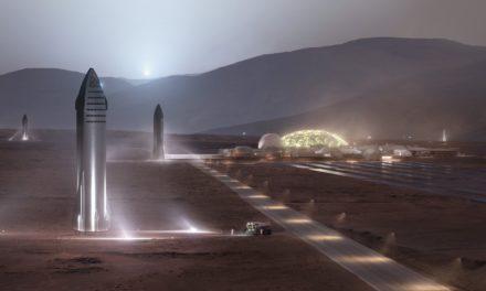 Starship podría viajar a Marte en 2024