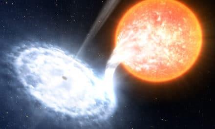 Descubren el agujero negro menos masivo