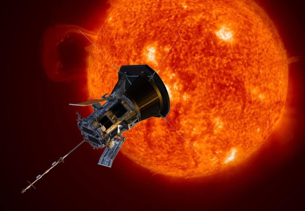 La sonda solar Parker analizará el Sol durante dos meses