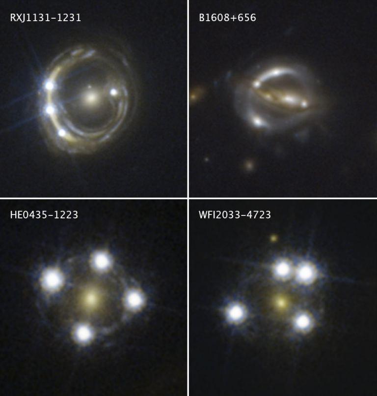 Los quásares como candela estándar
