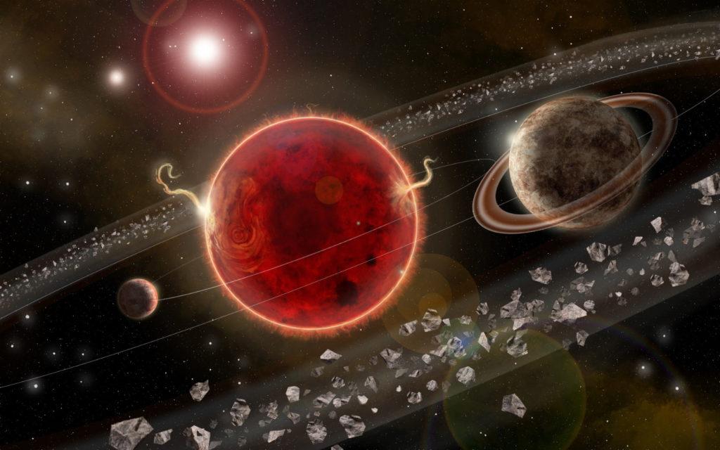 Por qué no hay una civilización en Próxima Centauri