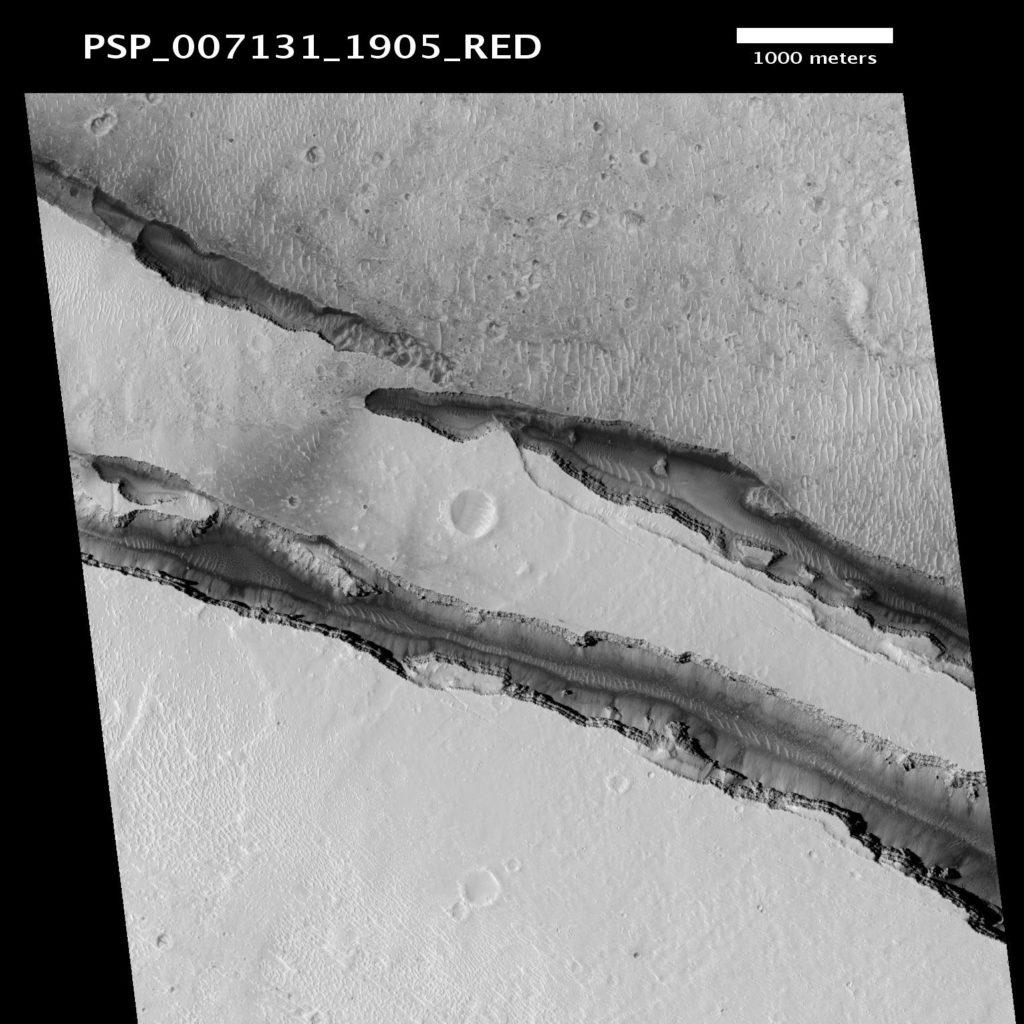 Los volcanes de Marte todavía podrían estar activos