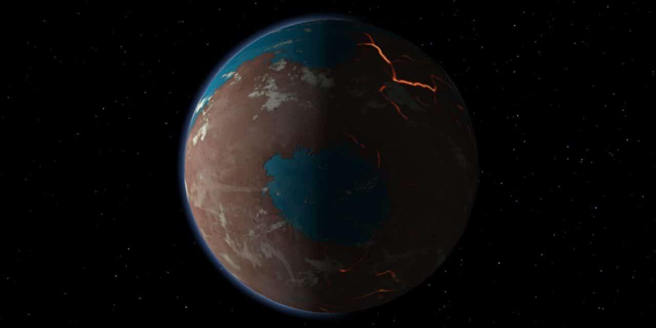 La formación de Marte duró más tiempo de lo creído