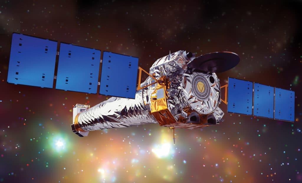 El observatorio Chandra prueba la teoría de cuerdas