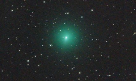 El cometa ATLAS podría ser muy visible en unos meses