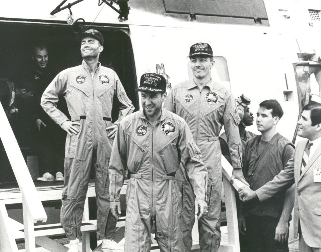 Astrobitácora 1x34: Una misión que pudo acabar en tragedia