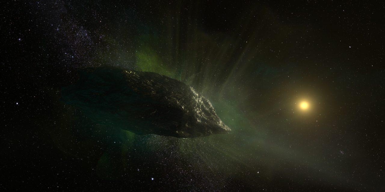 Siete objetos interestelares visitan el interior del Sistema Solar cada año
