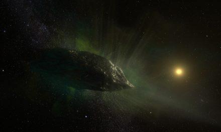 El cometa Borisov se formó en un entorno muy frío