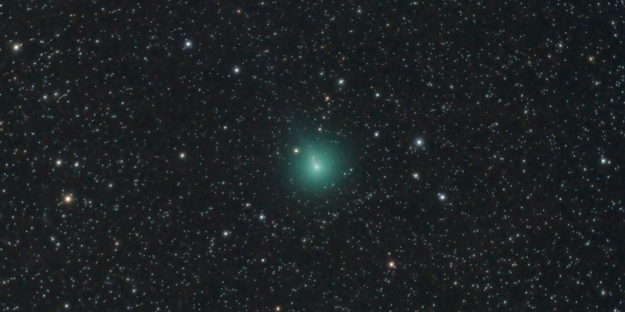 El cometa ATLAS podría estar desintegrándose