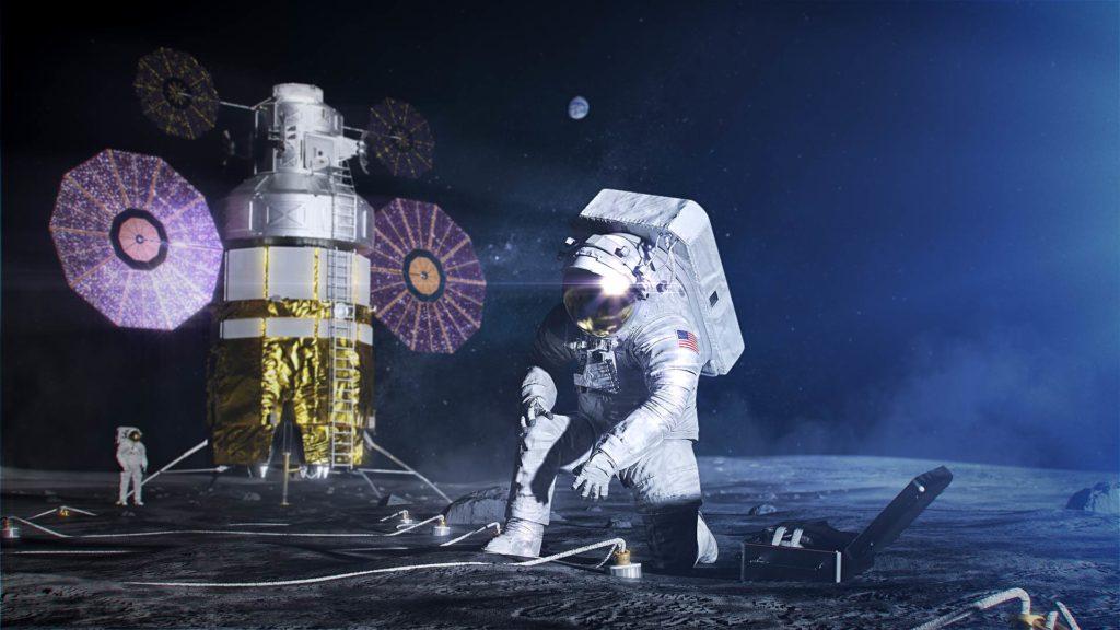 Los efectos de los viajes espaciales largos en el cerebro